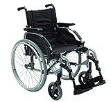 Rollstuhl Action 2 lang SB 45 cm