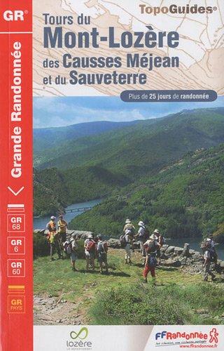 Tour du Mont-Lozère des Causses Méjean et du Sauveterre