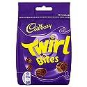 Cadbury Twirl Bites Chocolate Bag, 109g