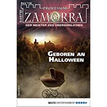 Professor Zamorra 1159 - Horror-Serie: Geboren an Halloween