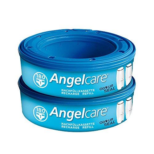 Angelcare® Nachfüllkassette Plus 2er Packung