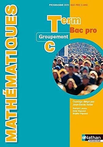 Mathématiques - Term Bac