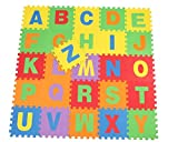 Multi Color ABC Study Floor Mat For Kids...