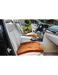AMYMGLL Auto-Sitz Set Dreiteilige Universal-Fünf-Sitzkissen Four Seasons Universal-8-Farbauswahl