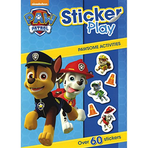 Nickelodeon PAW Patrol Sticker Play Pawsome Activities - Buy Online