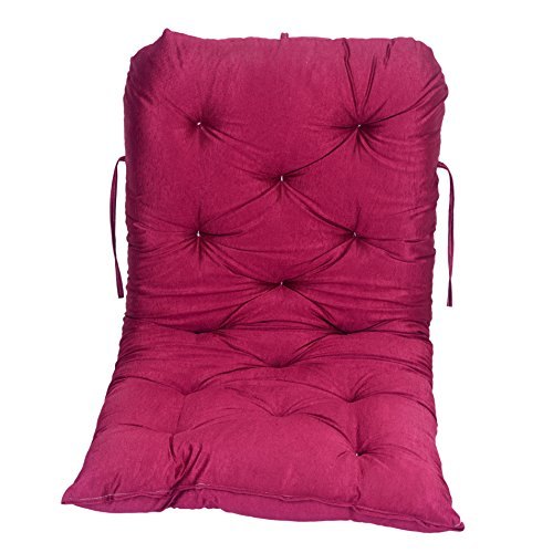 Aashi Enterprise Cotton Swing Accessories Jhula and Swings Pillow Cushion Gadi (Red)