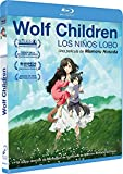 Wolf Children (Los Niños Lobo) [Blu-ray]
