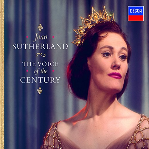 Joan Sutherland - The Voice of the Century [Import allemand]