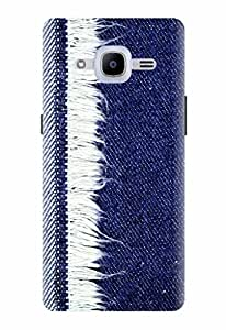 Noise Designer Printed Case / Cover for Samsung Galaxy J2 - 6 (New 2016 Edition) / Patterns & Ethnic / Fade Is In Design