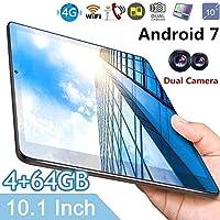 10.1 Pouces Tablette Tactile PC Android WIFI 4 Go + 64 Go Pour Étudiant - Écran Haute Définition IPS Tablet Mtk6592 Tablette à huit cœurs WIFI Bluetooth OTG - Envoyer une carte mémoire de 64 Go
