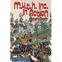 M.Y.T.H. Inc. In Action (Myth-Adventures Book 9) (English Edition)