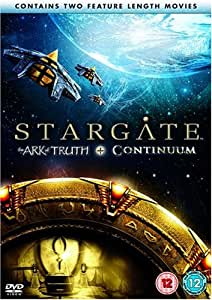 Stargate: The Ark of Truth + Continuum [UK Import]