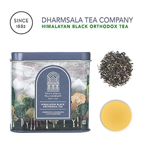 Dharmsala-Tea-Company-Himalayan-Black-Orthodox-Tea-100-gm-Tin-50-Cups