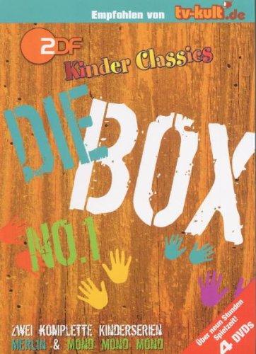Die ZDF Kinder Classics Box No. 1 (mit den Serien 'Merlin' und 'Mond Mond Mond')