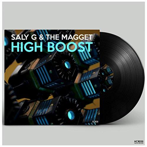 High Boost - High Boost