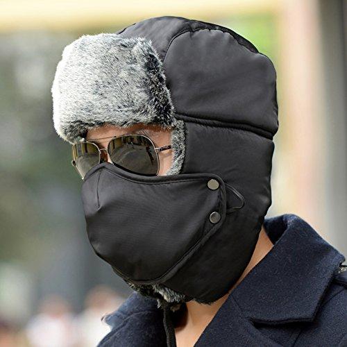 Lei Feng bouchon épaississement/chapeau de vélo coupe-vent/bouchon d'oreille chaud I