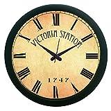 meSleep Victoria Vintage Wall Clock (Wit...