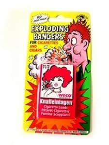 Anniversaire Adulte - Farces et attrapes - Cigarettes explosives