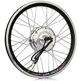 """Afterpartz Kit 36V 500W DIY Ebike Eléctrico motor de la Bicicleta de Conversión (Trasero, 20 """")"""