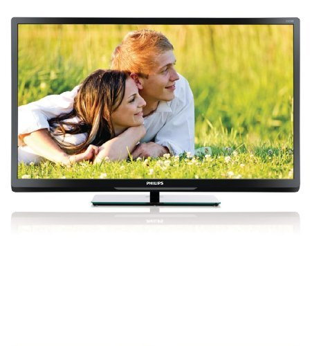 Philips 22PFL3958/V7 56 cm (22 inches) Full HD LED TV (black)