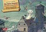 Das kleine Gespenst. Tohuwabohu auf Burg Eulenstein. Kamishibai Bildkartenset.: Entdecken...