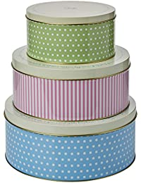 Tala Retro 1950/003 - Set De 3 Cajas