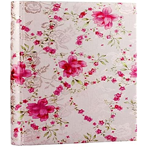 LY&HYL Pink Floral Roses Style 4