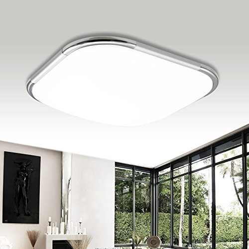 Hengda 16W LED Ceiling Lamp Down Light Energy Saving Wall Kitchen Bathroom Lamp white
