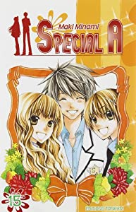Special A Edition simple Tome 15