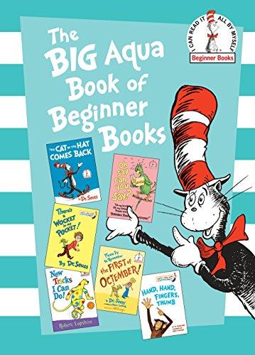The Big Aqua Book of Beginner Books (Beginner Books(R)) - Beginner Books Big Of Book