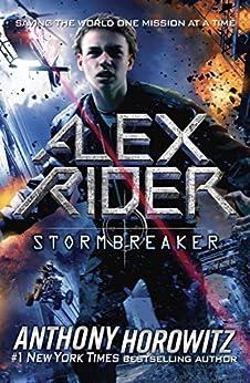 Stormbreaker (Alex Rider Book 1) (English Edition) eBook