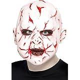 Genérico - 351.022 - adulto Halloween Máscara de Slash completo - One Size