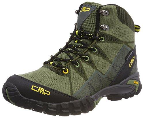 Cmp Mens Tauri Trekking & Hiking Boots Verde (avocado)