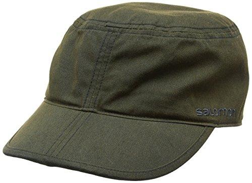 Imagen de salomon military flex cap , unisex adulto, negro, talla única ajustable