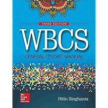 WBCS (West Bengal Civil Services) General Studies Manual