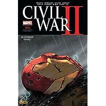 Civil War II nº6 (couverture 1/2)