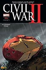 Civil War II nº6 (couverture 1/2) de Brian M. Bendis