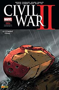 Civil War II nº6 par  Brian Michael Bendis
