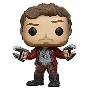 POP Guardians 2 Star Lord Bobblehead Figure