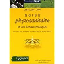 Guide phytosanitaire et des bonnes pratiques en espaces verts, pépinières, horticulture, golfs et terrains de sport