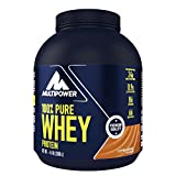 Multipower 100% Pure Whey Protein, Coffee Caramel, 2 kg