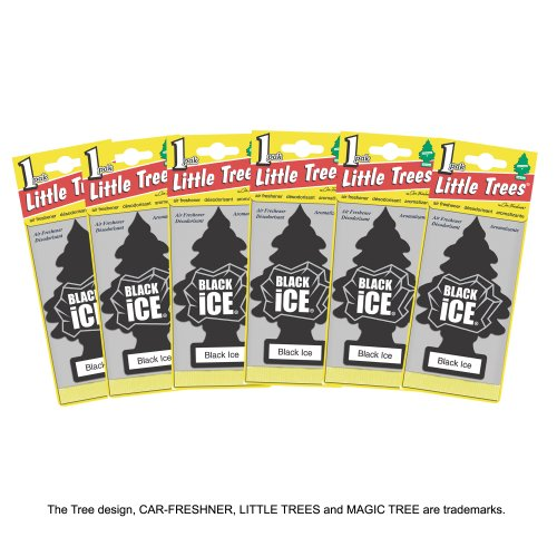 little-trees-air-fresheners-black-ice-6-pieces