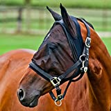Horze Mesh Fly Mask with Spandex