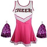 51rRxxIdXoL. SL160  I 10 migliori costumi da cheerleader su Amazon