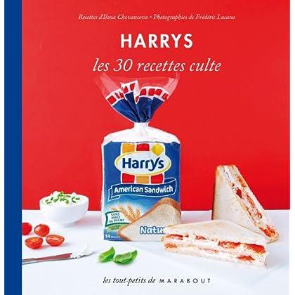 Harrys, les 30 recettes culte