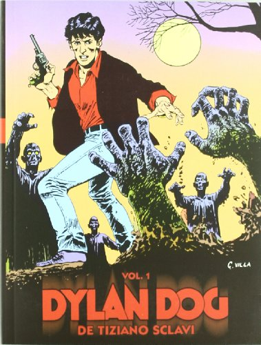 Dylan Dog (Bonelly Dylan Dog Tiziano)