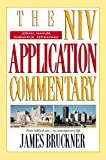 Jonah, Nahum, Habakkuk, Zephaniah (NIV Application Commentary S.)