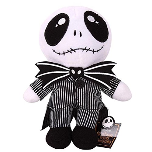 GenericArt Pumpkin King Jack Cute Baby Doll Halloween (B) - 20cm 7""
