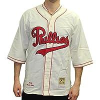 Chuck Klein Philadelphia Phillies Mitchell & Ness Authentic 1936 Jersey