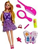 Best GENERIC Games For Girls - Pretty Girl Plastic Beautiful Barbie Doll with Beauty Review